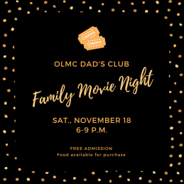 Dads Club Family Movie Night