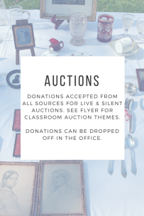 Auction Donations