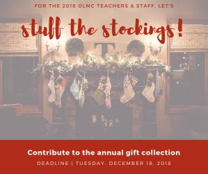 Stuff the Stockings 2018-2