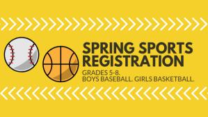 spring sportsregistration