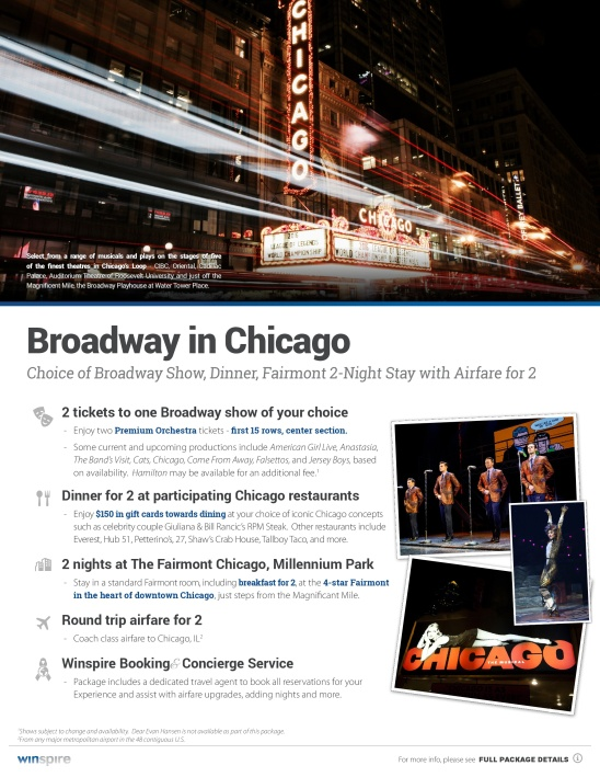Broadway in Chicago pic