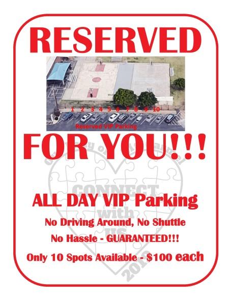 Festival Parking